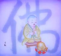 Chú tiểu, chu tieu, monks, kid monks, young monks, child monks, cute monks, 和尚